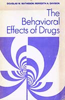 The behavioral effects of drugs