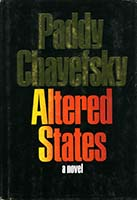 Altered states : a novel
