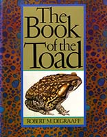 The book of the toad : a natural and magical history of toad-human relations