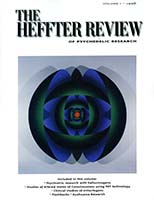 The Heffter review of psychedelic research