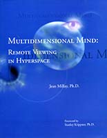 Multidimensional mind : remote viewing in hyperspace