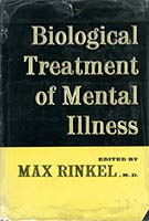 Biological treatment of mental illness