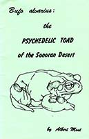 Bufo alvarius : the psychedelic toad of the Sonoran Desert