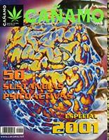50 sustancias psicoactivas : especial 2001