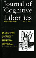 Journal of cognitive liberties