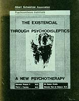 The existencial through psychodisleptics : a new psychotherapy