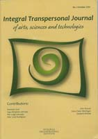 Integral transpersonal journal of arts, science and technologies