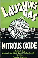 Laughing gas (nitrous oxide)