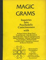 Magic grams : inquiries into psychedelic consciousness