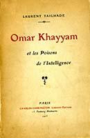 Omar Khayyam et les Poisons de l'Intelligence