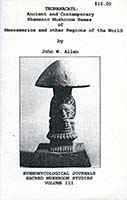 Teonanácatl : ancient and contemporary shamanic mushroom names of Mesoamerica and other regions of the world
