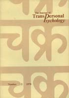 The Journal of Transpersonal Psychology