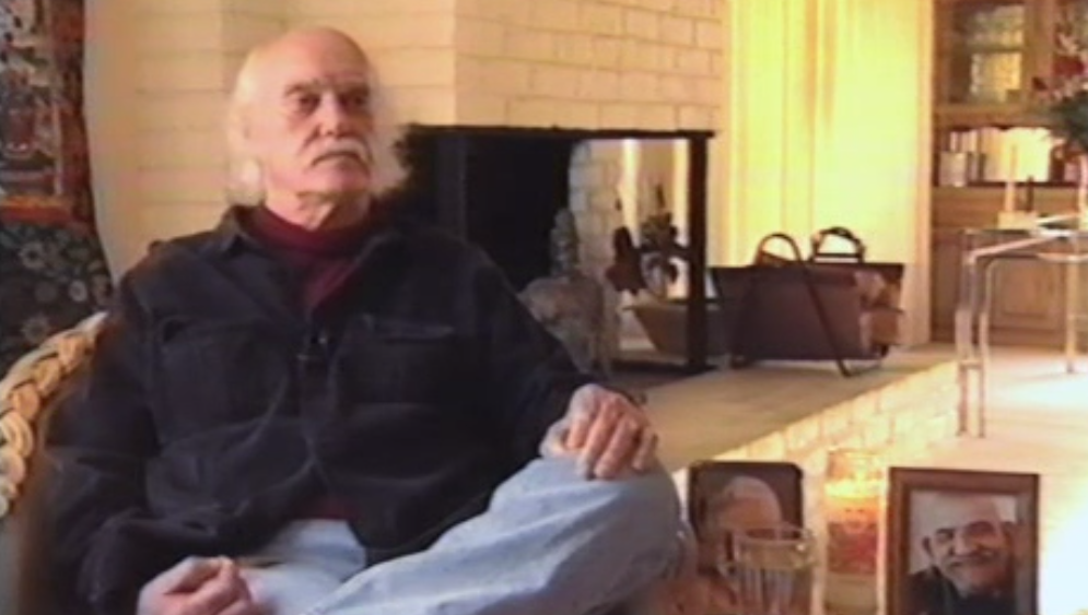 Interview with Ram Dass, Conducted by Charles Grob