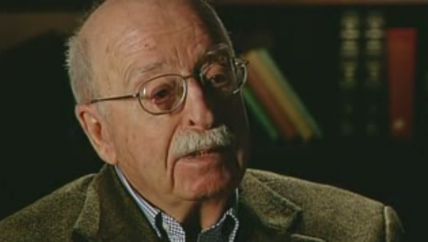 Oral history interview with Maurice Rapport (Part 1)